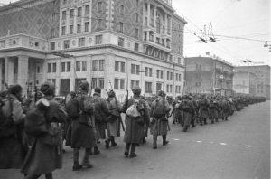 Moskova 1940-luvulla