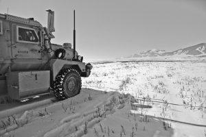 Suomen armeijalla oli hankalassa maastossa etulyöntiasema